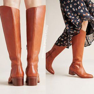 HTF NWT ANTHROPOLOGIE Blaire Riding Boots